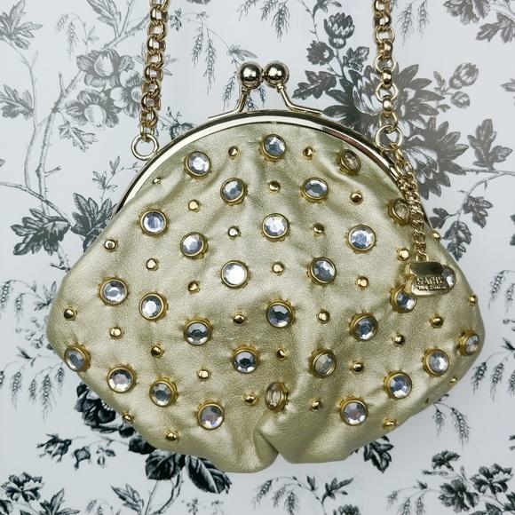 Kathy Van Zeeland Handbags - Kathy VanZeeland embellished evening bag